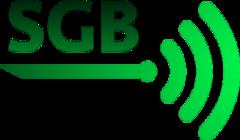 SGB Logo Set Green A3