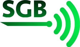 SGB Logo Set Green A3